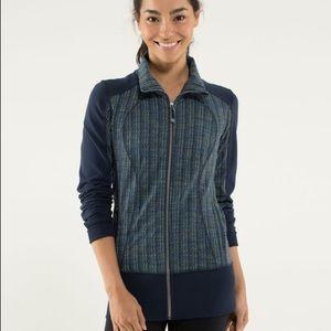 Lululemon Nice Asana Jacket Size 8